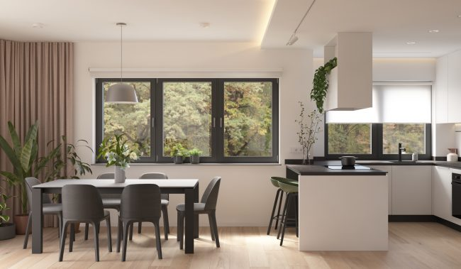 """""""IN THE FOREST"""" Modern Apartment"""